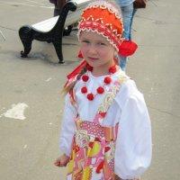 Маленькая русская красавица :: Дмитрий Никитин