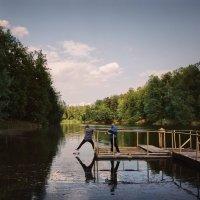 Гармонически уравновешенный пейзаж :: Марина Кулькова