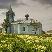Храм в с. Цыпово, Молдова :: Юля Колосова