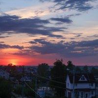 Прекрасный закат :: Екатерина Асютина