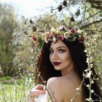 Весенняя :: Анастасия Тищенко