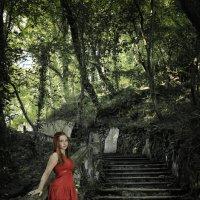 Красное платье 1 :: Виктор Масальский