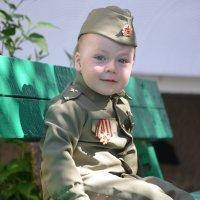 Маленький защитник Отечества ) :: splin11