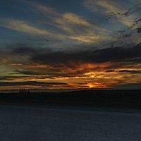 Вот такой закат... :: Владимир Хиль