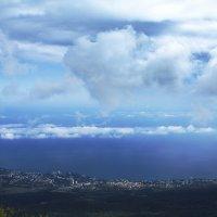 Море город и облака... :: M Marikfoto