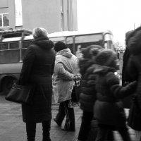 Женщина в белом :: Николай Филоненко