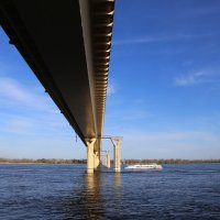 Танцующий мост :: Alexander Varykhanov