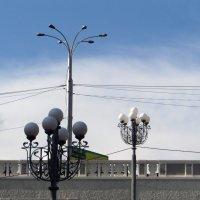 Такие разные фонари :: Наталья Джикидзе (Берёзина)