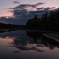 Закаты на Сухой протоке II :: Алексей (АСкет) Степанов