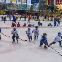 Недетские страсти на детских спортивных площадках :: Леонид Соболев