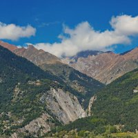 Швейцария, Альпы. :: Наталья Иванова