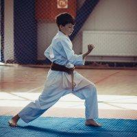 Соревнования по карате в Астрахани :: Наталья Кузнецова