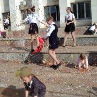 Дети любят праздники! :: Ольга Кривых
