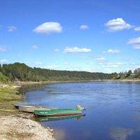 Панорама реки Сухона :: Р о м a н
