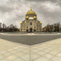 Морской собор в Кронштадте :: Valeriy Piterskiy