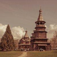 Очень приятное место! :: Андрей Курдюков
