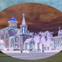 Храм Константина и Елены :: юрий Амосов