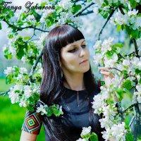 цветущий сад :: Татьяна Захарова