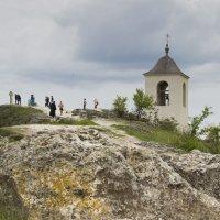 Скальный монастырь в старом Орхее в Молдове :: Юля Колосова