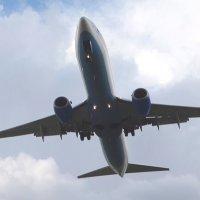 """А/к """"Победа"""" - Боинг 747- 800 :: Alexey YakovLev"""