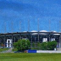 "Volksparkstadion ""Imtech  Arena"" :: Nina Yudicheva"