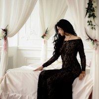 утонченная и красивая :: Лидия Веселова