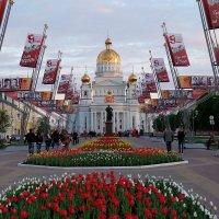 Кафедральный собор Фёдора Ушакова :: Алексей Афанасьев
