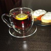 чай... :: Светлана Ященко