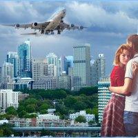 «Твой самолет...» :: vitalsi Зайцев