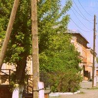 Старый город Орск :: Вадим Поботаев