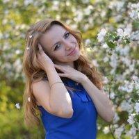 Весна в душе :: Виктория Доманская