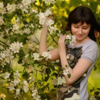 Весна :: Виктория Доманская
