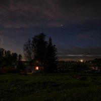 Вечерком на даче. :: cfysx