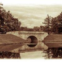 Карпин мост Гатчинского дворца :: Игорь Вишняков
