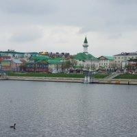 Озеро Кабан. Старая Татарская слобода :: Елена Павлова (Смолова)