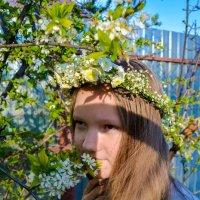 Девушка весна :: Света Кондрашова