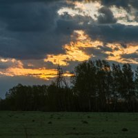 Фрагмент восхода. :: cfysx