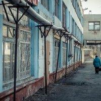 Советское учреждение :: Evgenija Enot