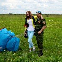 А я люблю военных.. :: Владимир Болдырев
