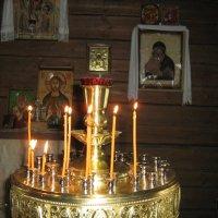 свечи :: Стас Кузнецов