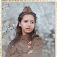 Военные мотивы :: Римма Гусакова