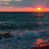 Черное море :: Людмила Ли