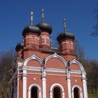 Храм :: Григорьева Анжелика