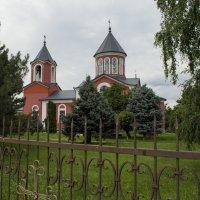 Армяно-григорианская Успенская церковь :: Олег Кистенёв