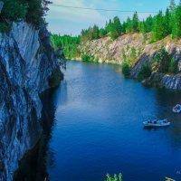 Горный парк «Рускеала» :: Alesia Avsievich