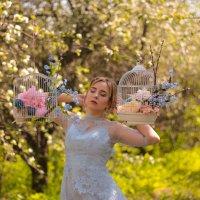 Дыхание весны :: Наташа Шамаева