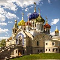 Храм Святого Князя  Игоря в Ново-Переделкино :: Олег Савин