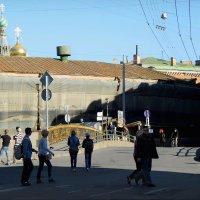 Большой Конюшенный мост через Мойку :: sv.kaschuk