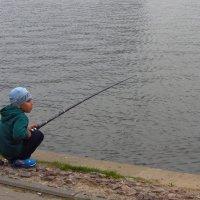 На рыбалке интересна не только рыбалка :: Андрей Лукьянов