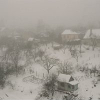 В.СудОк.Туман :: Владимир Безгрешнов